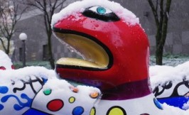 大賞:『初雪』(小山幸雄)